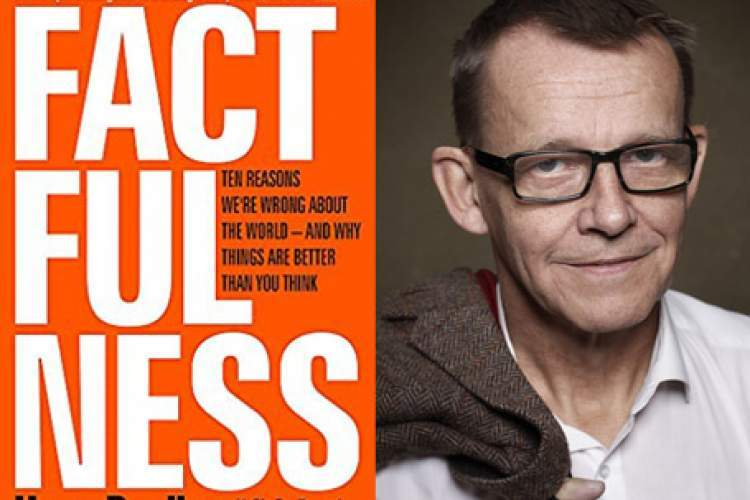 'Factfulness' and looking on the bright side of life 